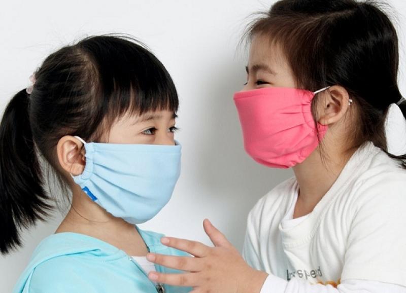 Cách phòng bệnh viêm họng cho trẻ