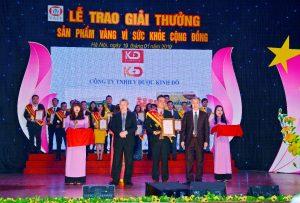 giới thiệu về công ty TNHH Y dược Kinh Đô - An Hầu Đan