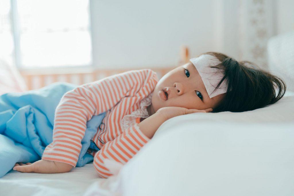 Viêm amidan cấp ở trẻ em - Ảnh 2