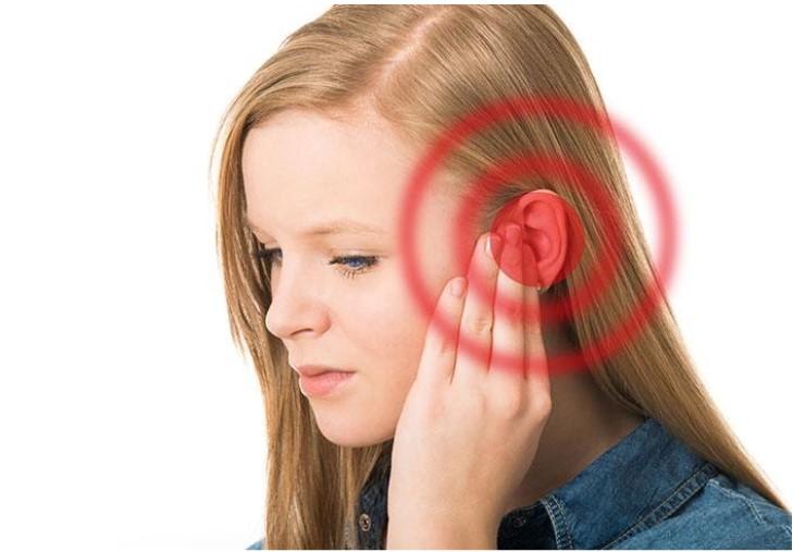 Chứng ù tai gây ra bởi bệnh viêm họng