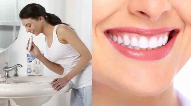 Vệ sinh khoang miệng đúng cách để hạn chế viêm amidan
